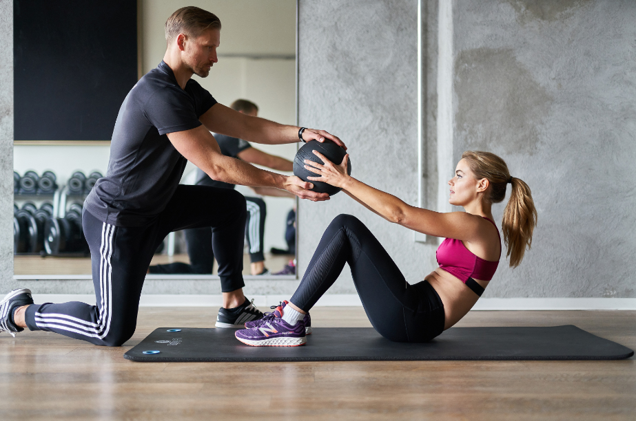 personal trainers Windsor
