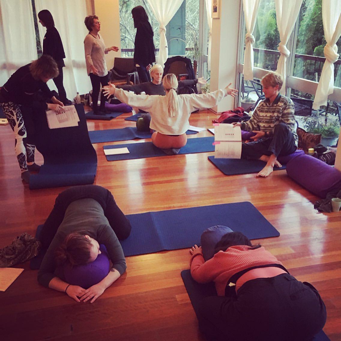 Yoga Studios Mullumbimby