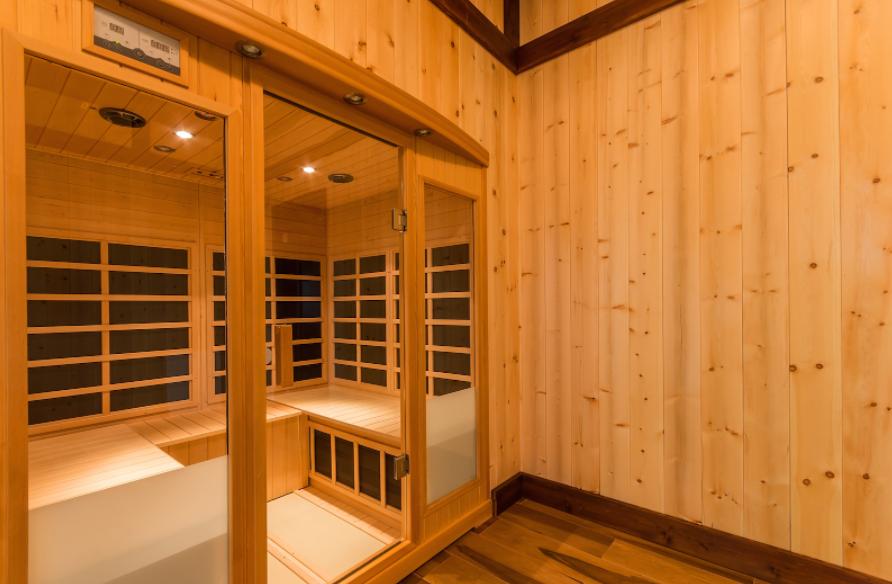infrared sauna Inner West